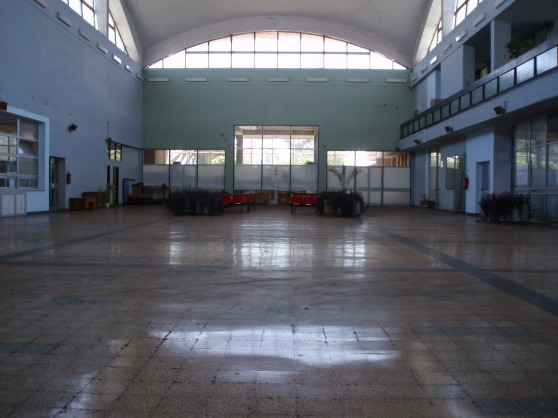 This photo of the Ploče train station is a perfect representation of where my life and frame of mind are at this moment.